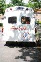 Ambulance achterkant